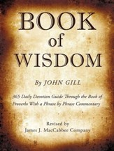 Book of Wisdom by John Gill