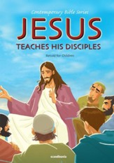 Jesus Teaches His Disciples, Retold - Slightly Imperfect