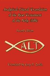 Analytical-Literal Translation of the New Testament-OE, Edition 0002, Paper