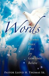 Words, Lloyd H. Thomas Sr., Paperback