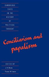 Conciliarism and Papalism