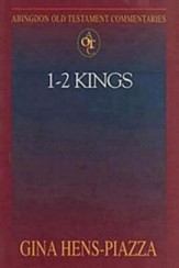 1-2 Kings: Abingdon Old Testament Commentaries