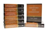 Old Testament Set, 8 Volumes: The Expositor's Bible Commentary, Revised - Slightly Imperfect