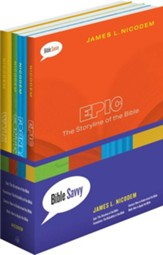Bible Savvy: 4 Volume Set