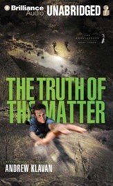 #3: The Truth of the Matter - unabridged audiobook on MP3-CD