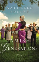 Amish Generations: Four Stories - unabridged audiobook on CD