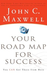 Your Road Map for Success: You Can Get There from Here - unabridged audiobook on CD