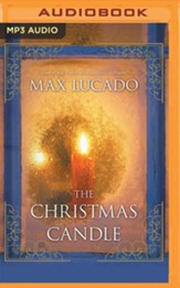 The Christmas Candle - unabridged audiobook on MP3-CD