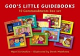 God's Little Guidebooks - 10 Commandments Box Set