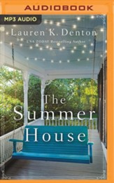 The Summer House - unabridged audiobook on MP3-CD