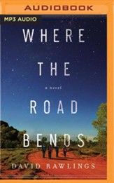 Where the Road Bends - unabridged audiobook on MP3-CD