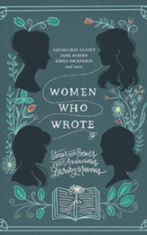 Women Who Wrote: Stories and Poems from Audacious Literary Mavens - unabridged audiobook on CD