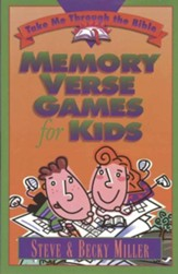 Memory Verse Games for Kids: Fun with Bible  Verses
