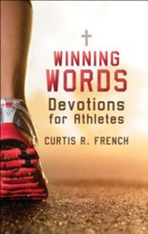 Winning Words: Devotions for Athletes-Slightly Imperfect