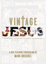 Vintage Jesus DVD Kit