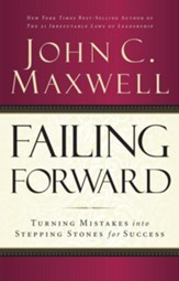 Failing Forward: Turning Mistakes into Stepping Stones for Success - abridged audiobook on MP3-CD