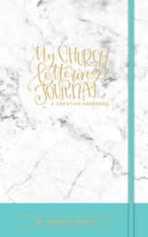 My Church Lettering Journal: A Creative Keepsake
