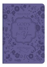 2020 Planner God's Best for You