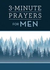 3-Minute Prayers for Men