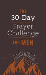30-Day Prayer Challenge for Men