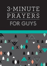 3-Minute Prayers for Guys