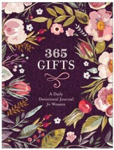 365 Gifts: A Daily Devotional Journal for Women