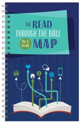 The Read Through the Bible in a Year Map