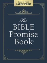 The Bible Promise Book - Large Print Edition