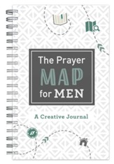Prayer Map for Men