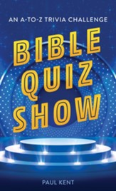 Bible Quiz Show: An A-to-Z Trivia Challenge