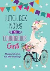 Lunch Box Notes for Courageous Girls