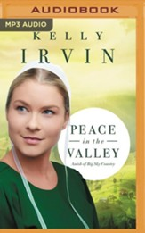 Peace in the Valley, Unabridged Audiobook on MP3-CD