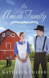 An Amish Family: Three Stories, Unabridged Audiobook on CD