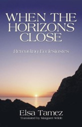 When the Horizons Close