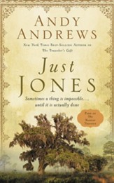 Just Jones: Sometimes a Thing Is Impossible . . . Until It Is Actually Done (A Noticer Trilogy Book), Unabridged Audiobook on CD