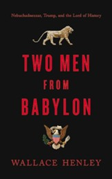Two Men from Babylon, Unabridged Audiobook on CD