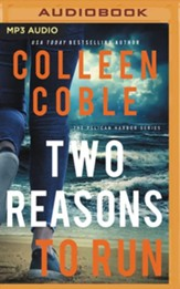 Two Reasons to Run, Unabridged Audiobook on MP3-CD