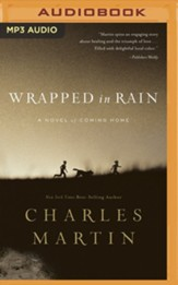Wrapped in Rain, Unabridged Audiobook on MP3-CD