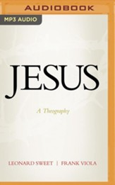 Jesus: A Theography, Unabridged Audiobook on MP3-CD