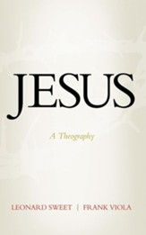 Jesus: A Theography, Unabridged Audiobook on CD