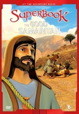 Superbook: The Good Samaritan, DVD