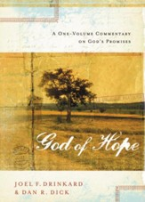 The God of Hope: A One-Volume Commentary on God's Promises - Slightly Imperfect