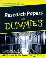 Research Papers for Dummies