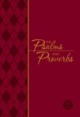 The Passion Translation: Psalms & Proverbs - Imitation Leather