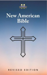 New American Bible Revised Edition, Paperback