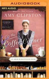 The Coffee Corner Unabridged Audiobook on MP3-CD