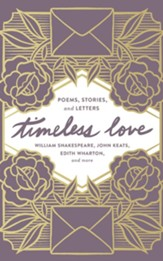 Timeless Love: Poems, Stories, and Letters Unabridged Audiobook on CD