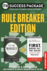 It's the Manager Success Package: Rule Breaker's Edition