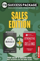 It's the Manager Success Package: Sales Edition