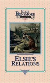 Elsie's New Relations, Book 9